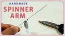 Handmade Spinner Lure Arm ルアー用スピナーアームをハンドメイド