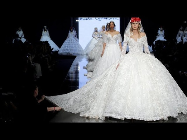 Amelia Casablanca | Bridal Spring 2020 | Si' Sposaitalia Collezioni