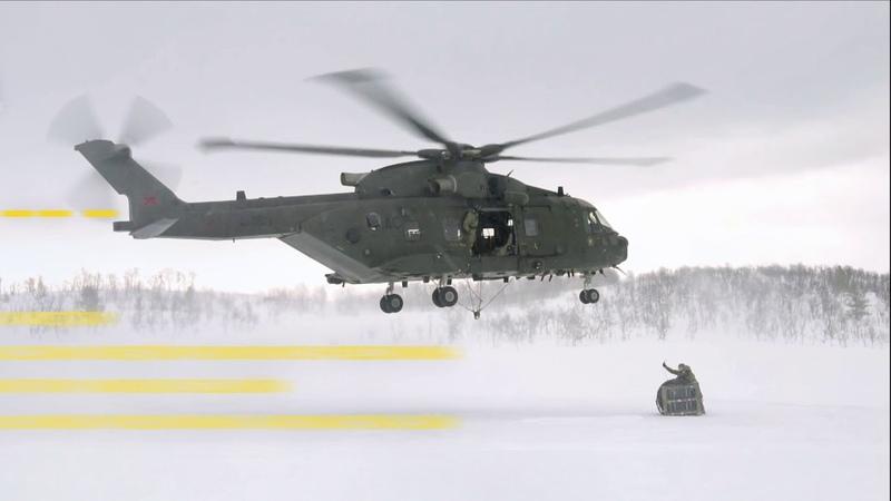 Śmigłowce AW101 dla Sił Zbrojnych RP