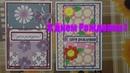 С Днем Рождения ! Как своими руками сделать Открытку -Hapy Birthday - Postcard.Origami Alex Korro