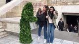 Bushman Prank in Greece Different Reactions, Same Laugh