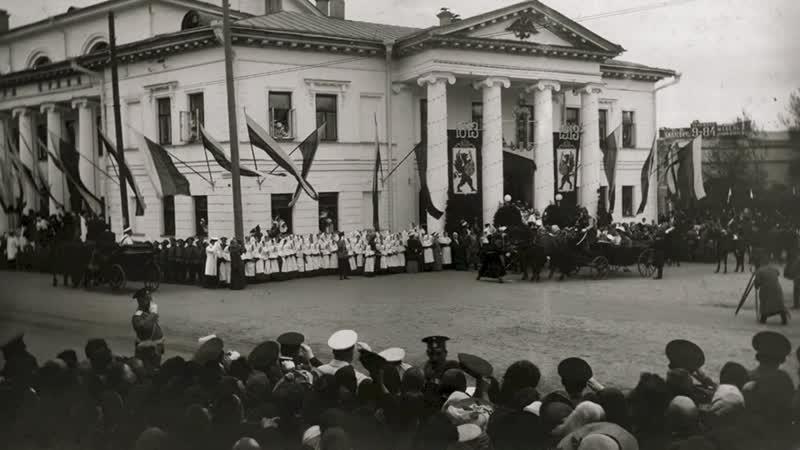 Пребывание Николая II в Н.Новгороде 1896 и1913