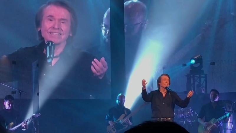 """Raphael Concierto en San Petersburgo Рафаэль Моё безумное счастье петь"""""""