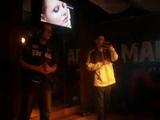 Андрефас и Bizo - Зачатки Радости, Многа Букофф, No Romantic, Индивидуально (Live Мафия 19.02.2011)
