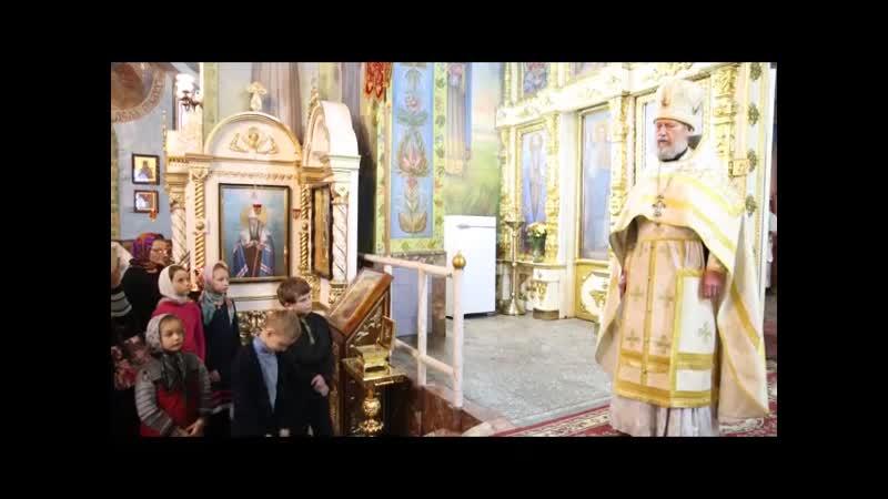 Слово отца Павла на 40 дней со дня сметри архимандрита Иоанна(Луговских)