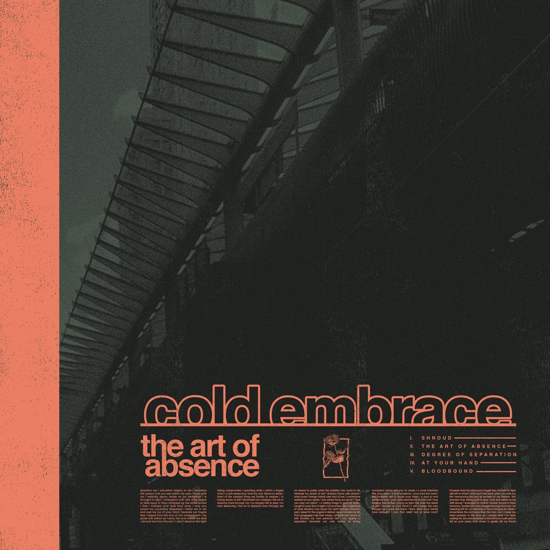 Cold Embrace - The Art of Absence [EP] (2019)
