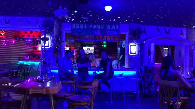 Ayia Napa 2018 Street bars
