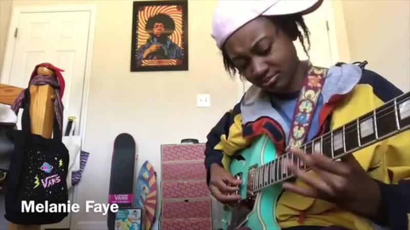 Kehlani - Honey (Melanie Faye Guitar Cover)