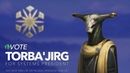 Political Ad Vote Torba Jirg for Systems President
