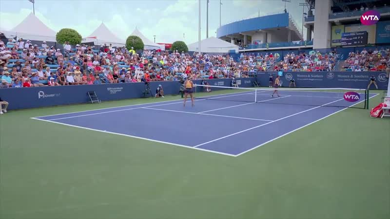 Thank you, @CincyTennis - Relive Cincys best with our top !
