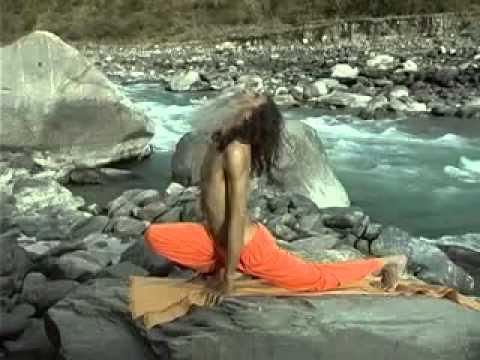 Практика Сурья Намаскар - Прабуджи (Гималайская Сиддха-Йога)