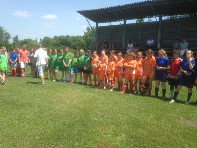 Первенство города Донецка по женскому футболу