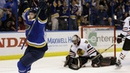 Most Memorable Goals from the St Louis Blues in their history (until 2017)
