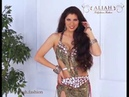 Gold snake costume by Aliah Bellydance fashion