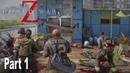 World War Z Walkthrough Part 1 No Commentary New York Descent HD 1080P