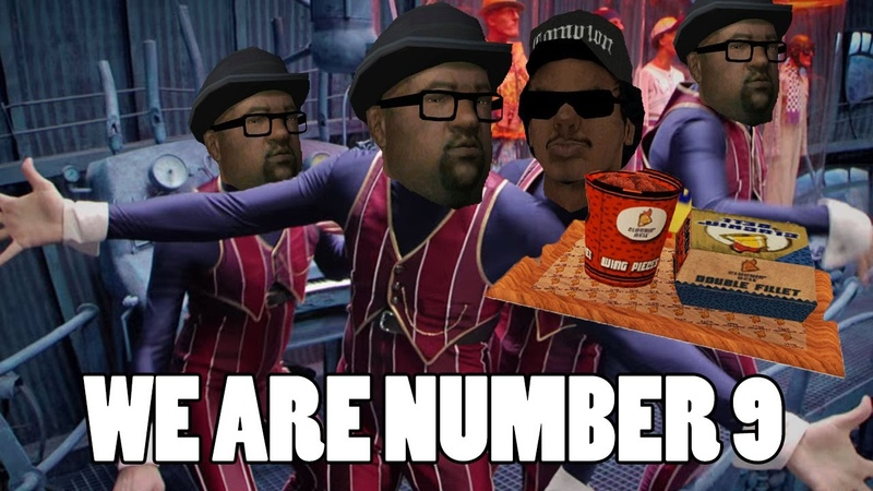 We are number nine