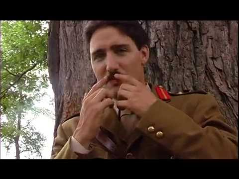 Justin Trudeau WWI Documentary Interview (The Great War, 2007)