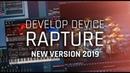 Develop Device - RAPTURE (2019) | MusicLab RealEight | Progressive Metal / Djent