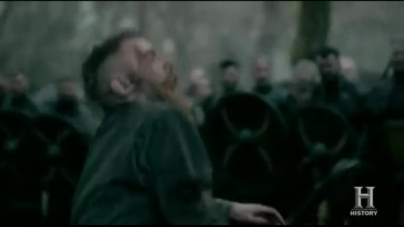 Бой Уббе с датским Конунгом Фродо