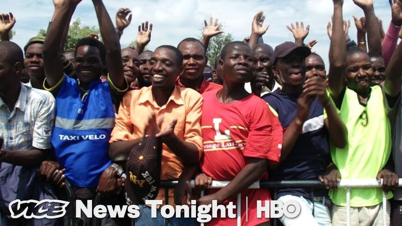 Rwanda Genocide Topless Teacher Fight VICE News Tonight Full Episode (HBO)