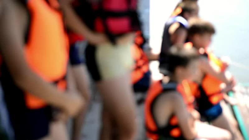 Воспитанники яхт клуба Ника постигают азы парусного спорта