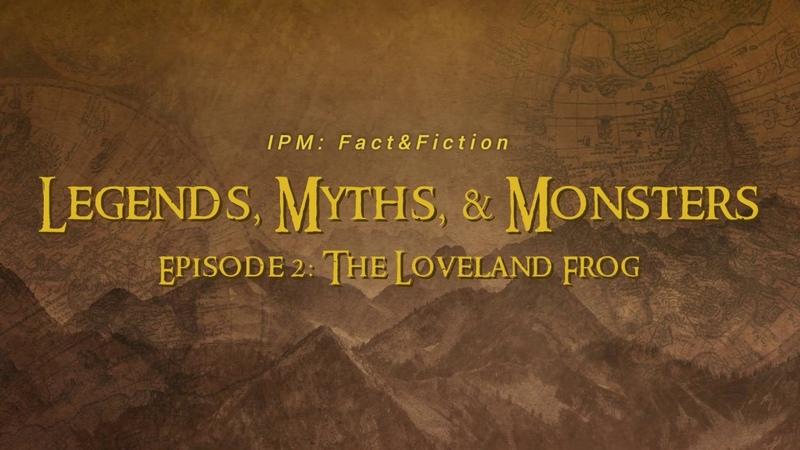FactFiction   Wacky Wednesday   Season 1 - Episode 2: The Loveland Frogman
