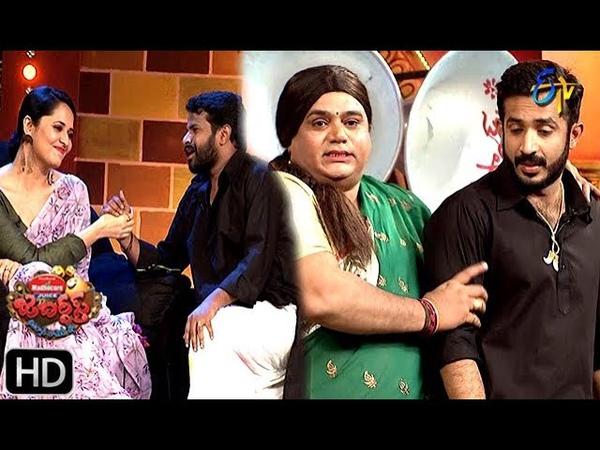 Hyper Aadi Raising Raju Performance Jabardasth 2nd May 2019 ETV Telugu