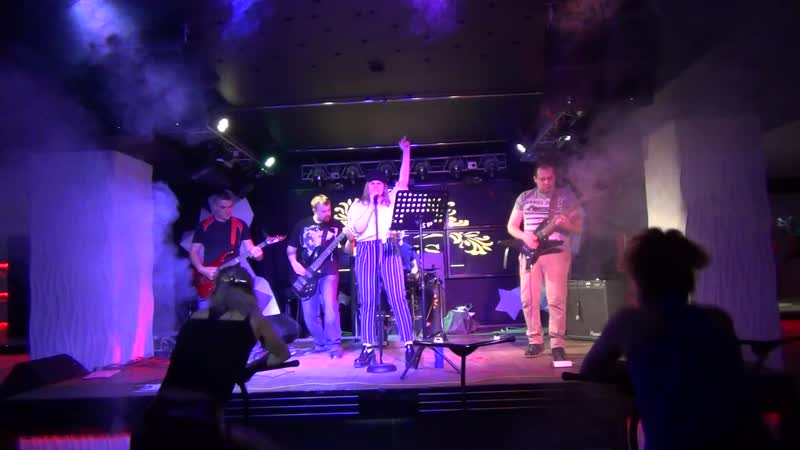 16.03.2019 (караоке-клуб DEUS) Туркова-Band ( Pain - Shut Your Mouth cover)