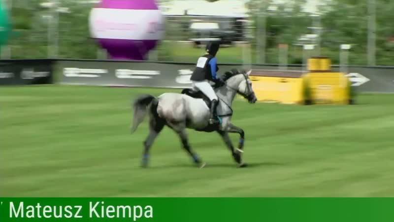 Equestrian Festival Baborowko 2019 - Cross Country CCI4*-S - SelivanenkoEtokwik