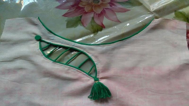New beautiful design of boat neck