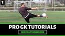 Side Volley | Pro Gk Tutorials
