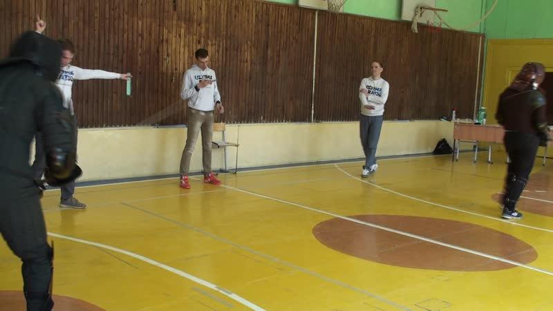 Длинный меч Финал 1 раунд Баскаков Пахоруков №2