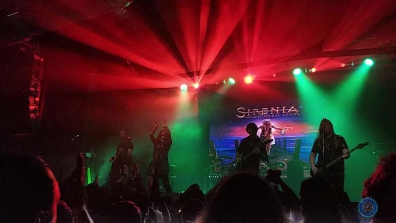 Sirenia - Ashes to Ashes (LIVE)