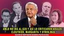 04/06/2019 Manuel Clohutier Ojalá no sea que se siente menos y acomplejado ante los jefes de estado