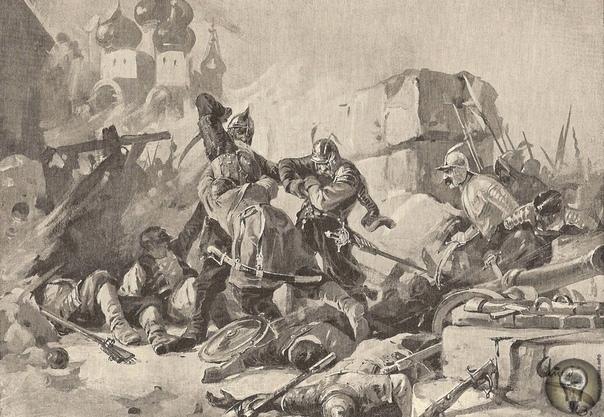 1 год, 8 месяцев и 18 дней осады Смоленска