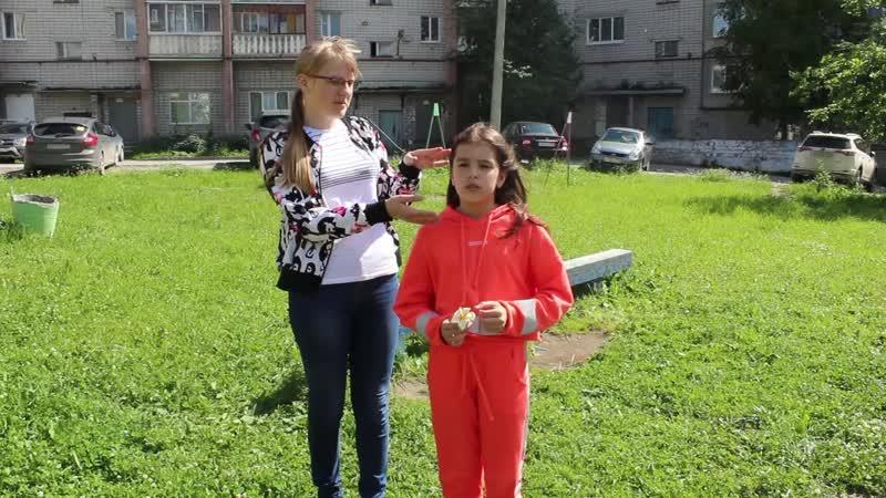 День 6 видео 3 крупности кадров от Анны Черезовой