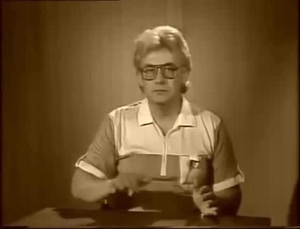 Alan Chumak 1980's Healer