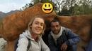 Влог 16. Прогулка по окрестностям Ришикеша. Ганга, Гималаи - Индия! Улыбнись вместе со мной =