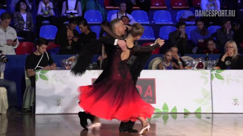 Захаров Максим - Бочина Варвара, Slow Foxtrot, Танцевальные Истории 2019