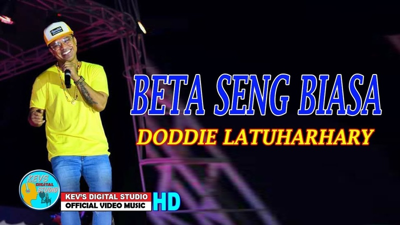 BETA SENG BISA DODDIE LATUHARHARY KEVS DIGITAL STUDIO OFFICIAL VIDEO MUSIC