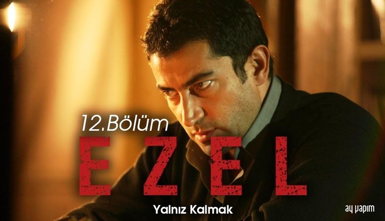 Ezel - Ezel 12.Bölüm | Yalnız Kalmak - HD