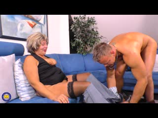 Naughty german grandam fucking and sucking a younger guy - http://www.vidz72.com