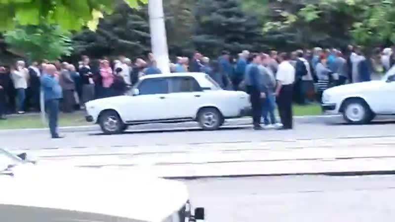 Ильичевский Раисполком 11 05 2014 9 30 референдум Мариуполь