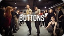 Buttons - The Pussycat Dolls ft. Snoop Dogg / Hyojin Choi X Gosh Choreography