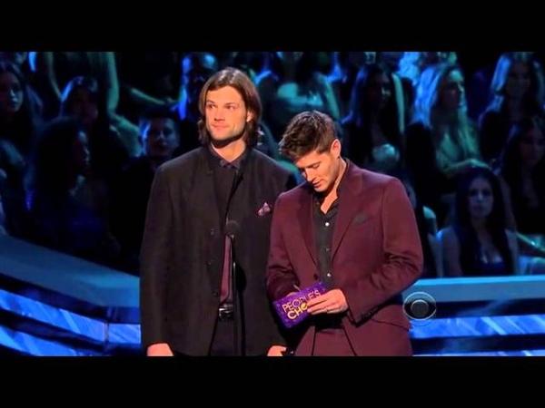 Jensen Ackles and Jared Padalecki - Supernatural People's Choice 2013