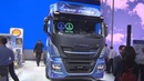 Iveco Stralis AS440S46T P NP Natural Power Tractor Truck 2019 Exterior and Interior