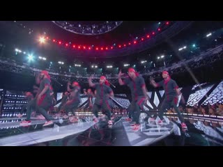 The kings blow the judges away with an incredible routine