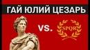 Гай Юлий Цезарь от Рубикона к Риму