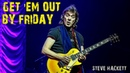 Steve Hackett - Get 'Em Out By Friday (The Total Experience Live In Liverpool)