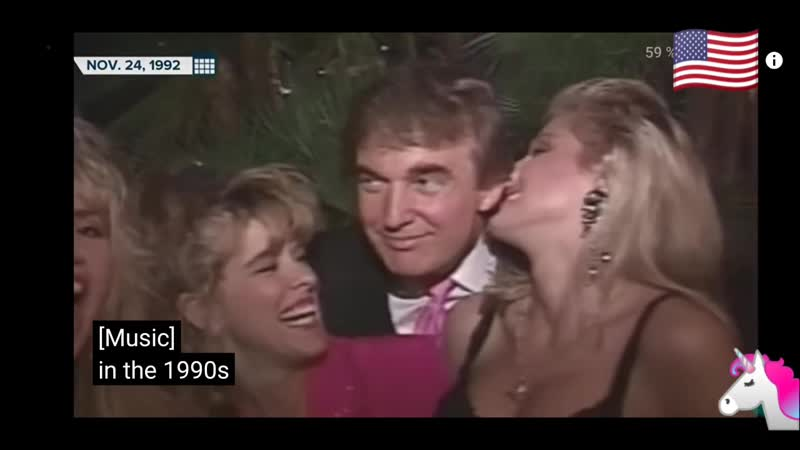 1990s After Bankruptcies Donald Trump Goes From Building To Branding